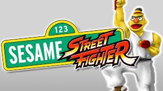 Sesame Street Fighter – Dead Games Done Quick