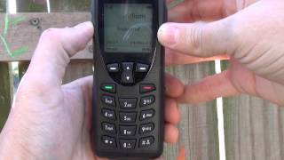 How to make a call on the 9555