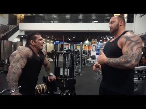 Le bodybuilding le best-seller mondial