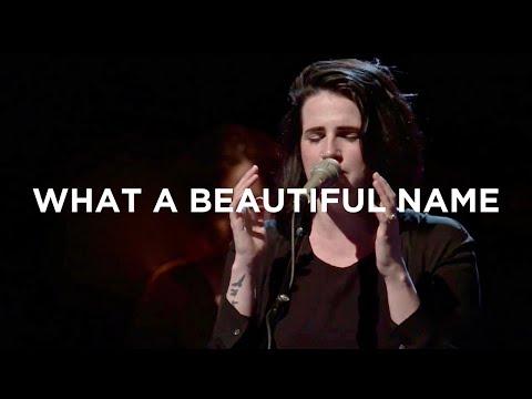 What a Beautiful Name (w/ spontaneous) - Amanda Cook | Bethel Music