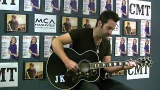 Josh Kelley Live at Ladies' Home Journal