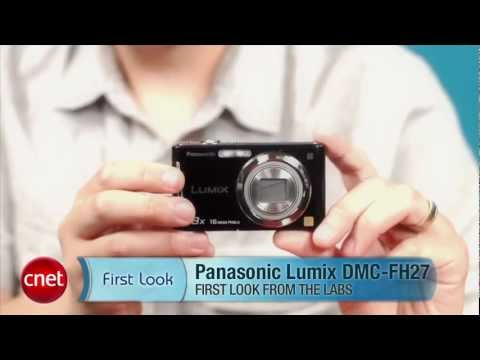 Panasonic Lumix DMC-FH27 Review