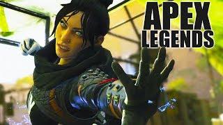Apex Legends — Становимся киберкотлетой?)) 992 kills - 42 wins