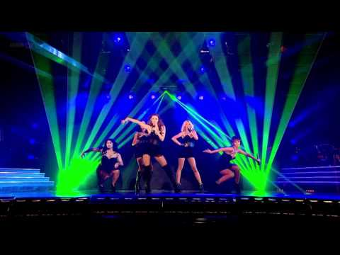 The Saturdays - All Fired Up (Live BBC One)