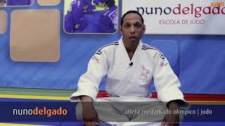 Judoca Nuno Delgado é 'Fantástico'!