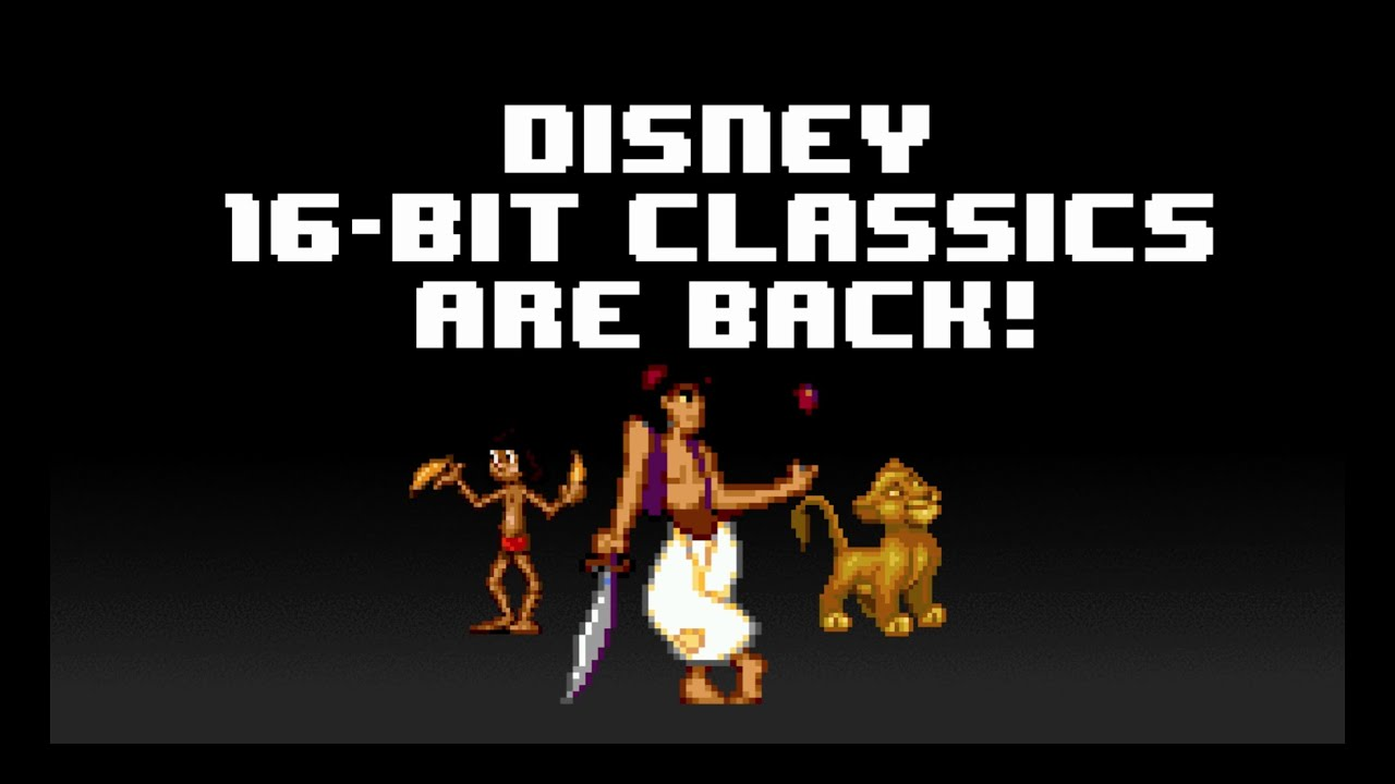 GOG Adds Classic Disney Platformers Aladdin, The Jungle Book And The Lion King To Its Catalogue