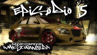 "Need For Speed Most Wanted | Episodio 5 | ""Nuevo Distrito"""