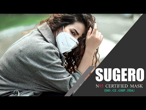 Sugero Reusable N95 Face Mask