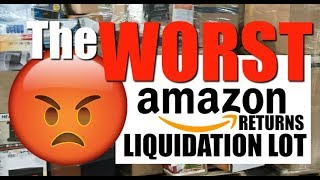 WORST Amazon Customer Returns Liquidation Unboxing | $3166 for $311 Health & Beauty | MANIFEST LIED