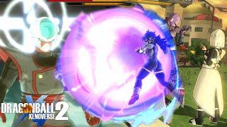 Grab Spamming HIT! Nothing NEW! Dragon Ball Xenoverse  2