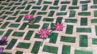How Did I Quilt That: Marijke's Garden