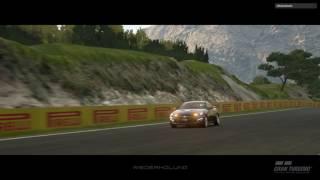 Gran Turismo Sport Beta - 1.07 Camber Drifting on Dragon Trail Replay