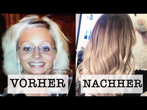 KAPUTT BLONDIERT - So rettet ihr eure Haare