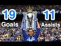 Download Video Eden Hazard - All 19 Goals And 11 Assists - 2014/15 - Chelsea FC - HD