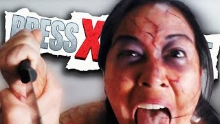 KILL HER! | Press X To Not Die! (Part 1)