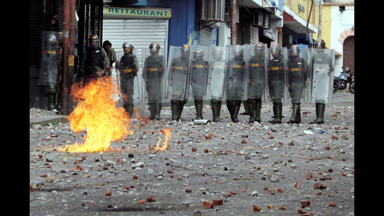 «Καζάνι που βράζει» η Βενεζουέλα