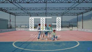 [Let's Play MCND] MCND '떠(Spring)' 안무영상 (Soccer Field ver.)ㅣSpecial Video