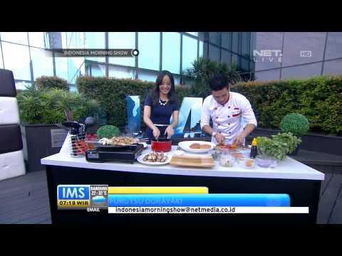 Video IMS  - Let's Cook Yakitori, Sate Ayam khas Jepang Furutsu Dorayaki