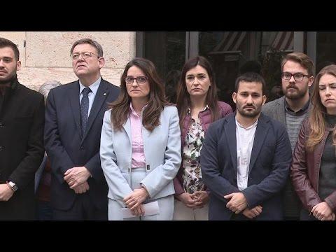 El Consell llama a un gran pacto valenciano contra la violencia machista