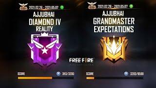 Free Fire Live No Dj Alok Rank Push with Chrono Heroic Rank Soon