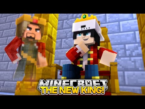 THE KING IS DEAD?!-RAVEN BECOMES KING OF THE MAGICAL KINGDOM W/Little Carly (Minecraft Roleplay) Mp3