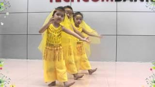 múa Ấn Độ - Thiếu Nhi Techcombank Lạng Sơn