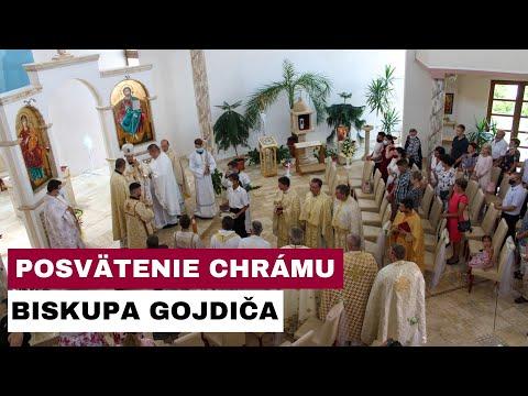 Posvätenie obnoveného chrámu vo Veľkých Kapušanoch