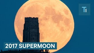 What Is A Supermoon?