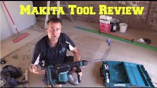 Tool Review - Makita Demolition Hammer HM0871C