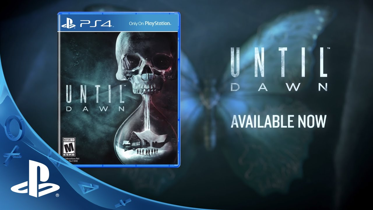 Now You Can Play Until Dawn On YouTube