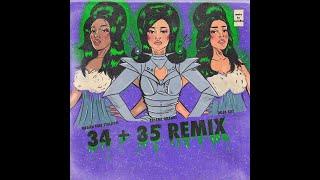 Ariana Grande - 34+35 Remix (With Bridge) - ft. Doja Cat & Megan Thee Stallion