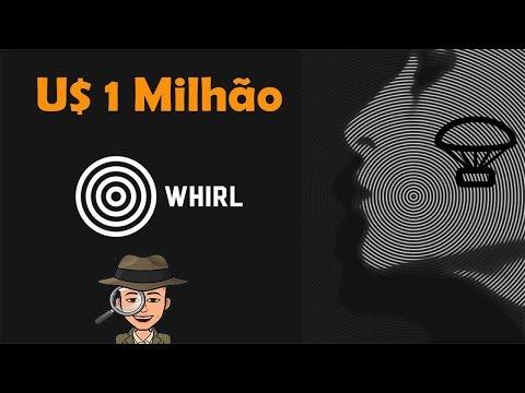 🔴URGENTE🔴 Airdrop de $1,000,000 milhão de dólares da WHIRL .