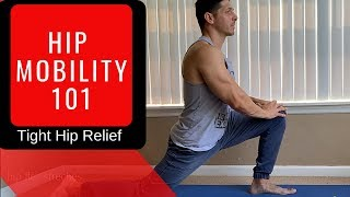 3 Best Hip Flexor Stretches for Tight Hip Relief