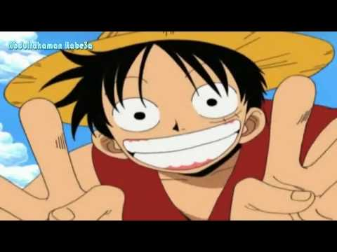 One Piece on Space Power period - Space Toon