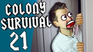 JIMMY THE DOOR GOBLIN | Colony Survival