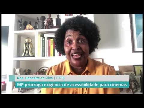 MP prorroga exigência de acessibilidade para cinemas - 20/01/21