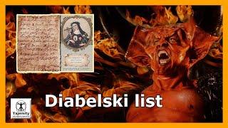 Diabelski list – przesłanie z piekła?