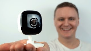 Easy and Affordable DIY Security! TP Link Kasa Spot KC100 Security Camera - Unboxing and Setup