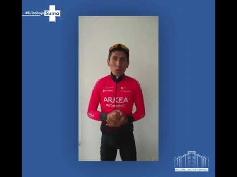 #TuTrabajoSuma- Mensaje Nairo Quintana
