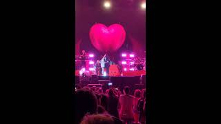 Jessie J singing Masterpiece with 10 years old girl from the audience at Electric Castle