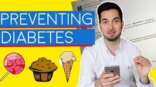 Diabetes | Prediabetes | How To Prevent Diabetes