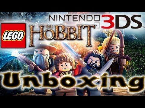 Vidéo LEGO Jeux vidéo 3DSLLH : Lego Le Hobbit 3DS