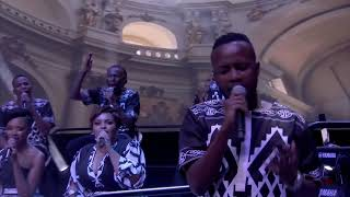 Tshwane Gospel Choir-I AM (LIVE) ft James Fortune, Jaymusic Sarela