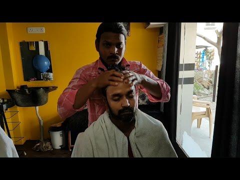 Scalp Scrub Head Massage (intense) - no talking