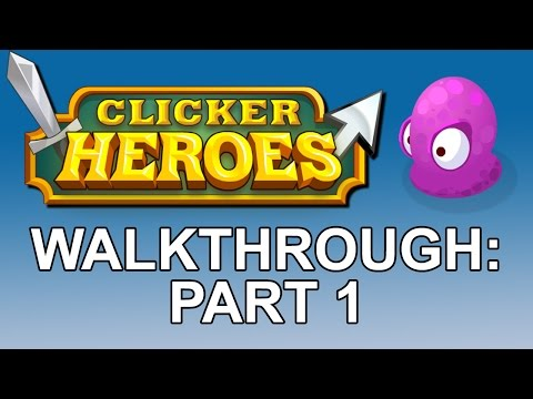 Clicker Heroes Walkthrough part… Thumbnail