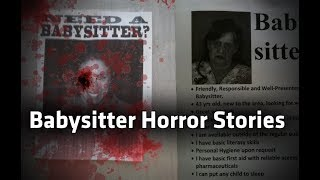 3 Disturbing TRUE Babysitting Horror Stories