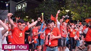 TPHCM: Cuồng nhiệt với chiến công của U23 Việt Nam