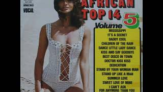 Doctor Kiss Kiss (5000 Volts cover) ..... SOUTH AFRICAN TOP 14 [Volume 5]