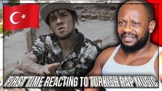 Ezhel - Şehrimin Tadı - TURKISH RAP MUSIC REACTION!!!