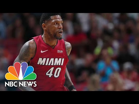 Miami Heat's Udonis Haslem Speaks Out About Race And Law Enforcement | NBC News NOW